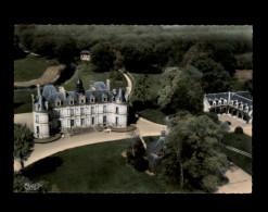 37 - CHARENTILLY - Vue Aérienne - Chateau - France