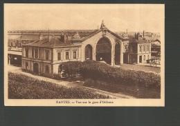 CPA , D.44,Nantes -  Vue De La Gare D' Orléans - Nantes