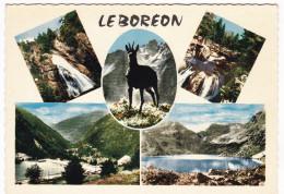 LE BOREON. - Multivues. CPSM RARE - France