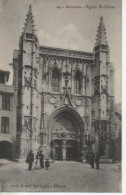 CPA - AVIGNON - EGLISE SAINT PIERRE - 44 - FELIX JEAU - T. B. E. - Avignon