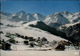 38 - L'ALPE D'HUEZ  - Station De Ski - France