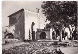 LA GAROUPE. - Notre-Dame De La Garoupe. CPSM - Antibes
