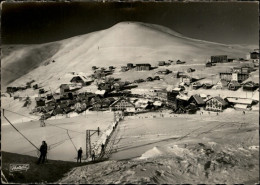 38 - L´ALPE D´HUEZ  - Station De Ski - Téléski - France