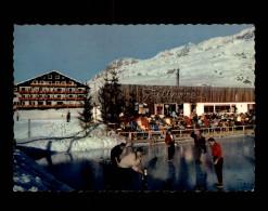 38 - L´ALPE D´HUEZ  - Station De Ski - Patinoire - Curling - France
