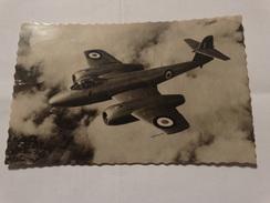 Carte Postale : Gloster-Météor - Luchtvaart
