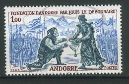 VEND BEAU TIMBRE D´ANDORRE N°169 , XX !!!! - Andorre Français