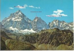 "CP - HAUTE VALLEE DU PO ( Italie ) "" Le Mont Viso "" - Ohne Zuordnung"