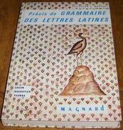 Précis De Grammaire Des Lettres Latines - Non Classés