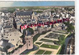56 - VANNES - LES JARDINS ET LES REMPARTS - VUE AERIENNE LAPIE N° 29 - Vannes