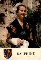 38 - LE VALENTINOIS - Coiffe - Costume - Région De Chabeuil - France