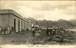 ESPAGNE - Carte Postale De Ténérife , Bario De Los Lianos En 1909 - A Voir - L 5125 - Tenerife