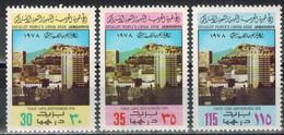 LIBYEN 1978 - MiNr: 652-654 Komplett  ** / MNH - Libyen