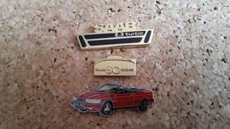 3 Pins Voiture Saab - Transport Und Verkehr