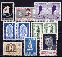 ARGENTINIEN Lot Postfrisch ** - Argentinien