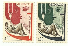 1972 - Monaco 903/04 Lotta Alla Droga, - Droga