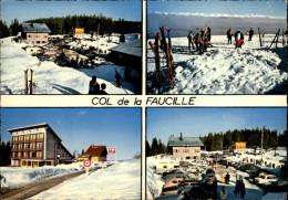 39 - COL DE LA FAUCILLE - Station De Ski - Multi Vues - France