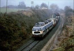39 - GEVINGEY - Train - Locomotive - France