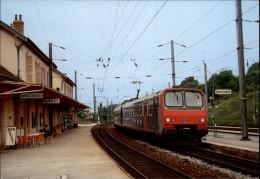 39 - MOUCHARD - Gare - Train - France