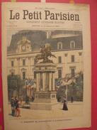 """Le Petit Parisien N° 766. 1903. Monument Vercingétorix Clermont-ferrand. Naufrage Du Navire """"l'amiral Gueydon"""" - Livres, BD, Revues"""
