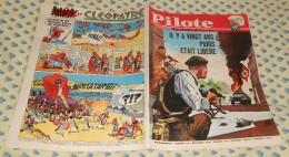 Pilote. N° 252 (20/08/1964). Il Y A Vingt Ans Paris était Libéré - Pilote