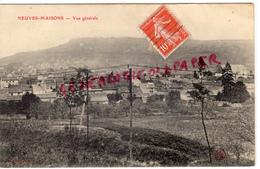 54 - NEUVES MAISONS - VUE GENERALE - Neuves Maisons