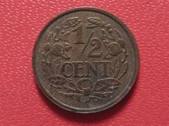 Pays-Bas - 1/2 Cent 1912 3979 - [ 3] 1815-… : Royaume Des Pays-Bas