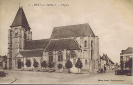 80 - Bray-sur-Somme (Somme) - L'Eglise - Bray Sur Somme