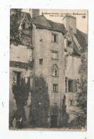 Cp , 03 , BOUSSAC , Lechâteau , Entrée Principale , Vierge - France