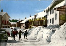 39 - LES ROUSSES - Station De Ski - Ski - France