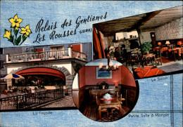 39 - LES ROUSSES - Station De Ski - Restaurant - HOTEL - France