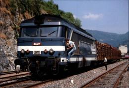 39 - SAINT-CLAUDE - Train - Locomotive - SNCF - Saint Claude
