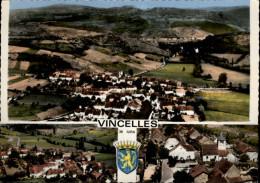 39 - VINCELLES - Vue Aérienne - Multi Vues - France