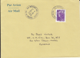 51398- MARIANNE STAMPS ON COVER, 2009, FRANCE - France