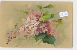 CPA ( Précurseur) -32783 -Illustrateur - Motif Floral Par Catharina Klein ( En L'état - Nombreuses Piqures D'aiguille) - Klein, Catharina