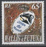 WALLIS Et FUTUNA 2003 - Coupe Du Monde De Rugby - 612 - Rugby