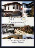 Kosovo 2012 Europa CEPT, Visit..., Block, Souvenir Sheet MNH - 2012