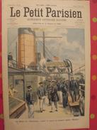 Le Petit Parisien. N° 809. 1904. Chute Ballon Captif Porte Maillot. Guerre Russie-japon. - Livres, BD, Revues