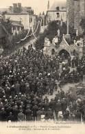 CHATEAUBOURG - Premier Congrès Eucharistique 22 Juin 1913 - Sermon Du R.P P. HAMON - Other Municipalities