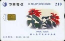 = TAIWAN - IC 00C002  =  MY COLLECTION - Taiwan (Formosa)
