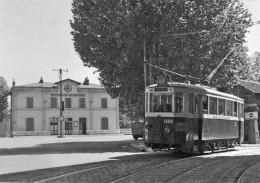 ACACF Tram 125 - Tramway  - Gare De MARSEILLE BLANCARDE - Bouches Du Rhône 13 - Cinq Avenues, Chave, Blancarde, Chutes Lavies