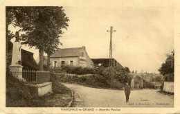 WARGNIES LE GRAND(NORD) - France