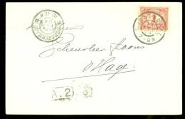 HANDGESCHREVEN BRIEFKAART Uit 1904 Gelopen Van ROSENDAAL Naar DEN HAAG  (10.519e) - Periode 1891-1948 (Wilhelmina)