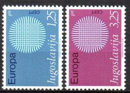 5/  Yougoslavie  N° 1269 & 1270 Neuf XX MNH Cote : 1,50 € - 1945-1992 République Fédérative Populaire De Yougoslavie