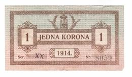 Ukraine / Lvow 1 Korona - Ukraine