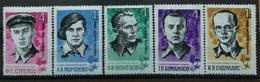 URSS 1966 Partisans Of World War II. NUEVO - MNH ** - 1923-1991 URSS