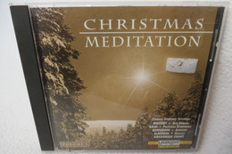 """CD """"Christmas Meditation"""" Volume 1 - Christmas Carols"""