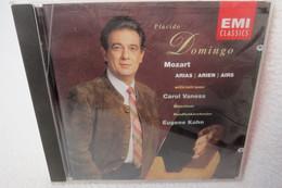 "CD ""Placido Domingo"" Mozart Arien - Klassik"