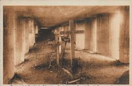 Verdun - Monument De La Tranchée Des Baïonnettes - Vue Intérieure - Verdun