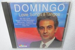 "CD ""Placido Domingo"" Love Songs & Tangos - Musik & Instrumente"