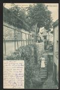 +++ CPA - VERVIERS - Les Anciennes Maisons De La Promenade Des Récollets - W.Hoffmann 3942   // - Verviers